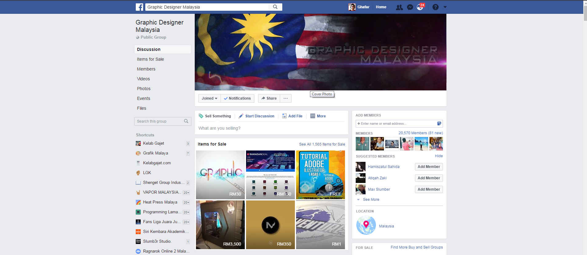 Platform alternative untuk freelance designer (Facebook)