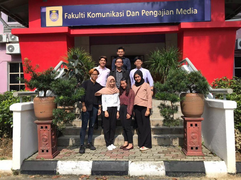 New Media Communication UiTM Part 2 2019