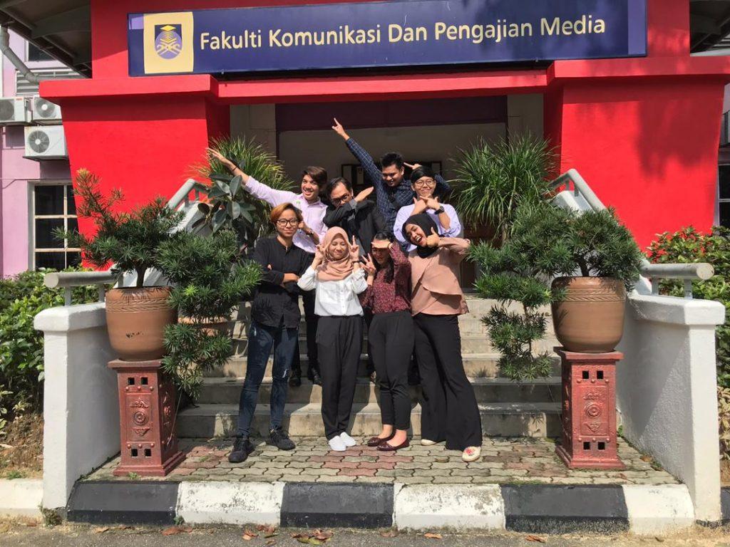 New Media Communication UiTM Part 2 2019 2